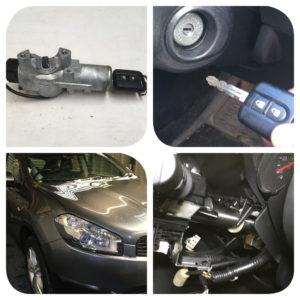 Nissan ignition key stuck bexley DA5