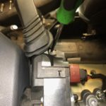 Astra H Zafira B Remotes not working repair - Cowling Fixings 1