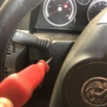 Astra H Zafira B Remotes not working repair - Cowling Fixings 4