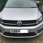 Volkswagon Caddy ignition lock repair bexley