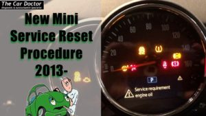 Mini Service light Reset