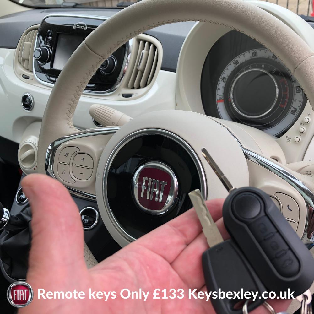 Remote keys Only 133 Keysbexley.co .uk 1